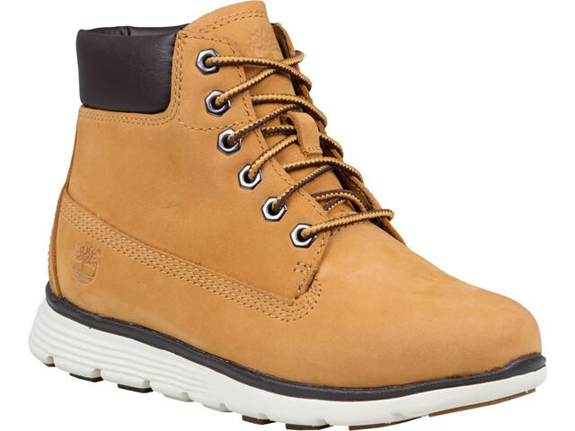 "Timberland Killington Boots 6"" Kinder wheat nubuck"